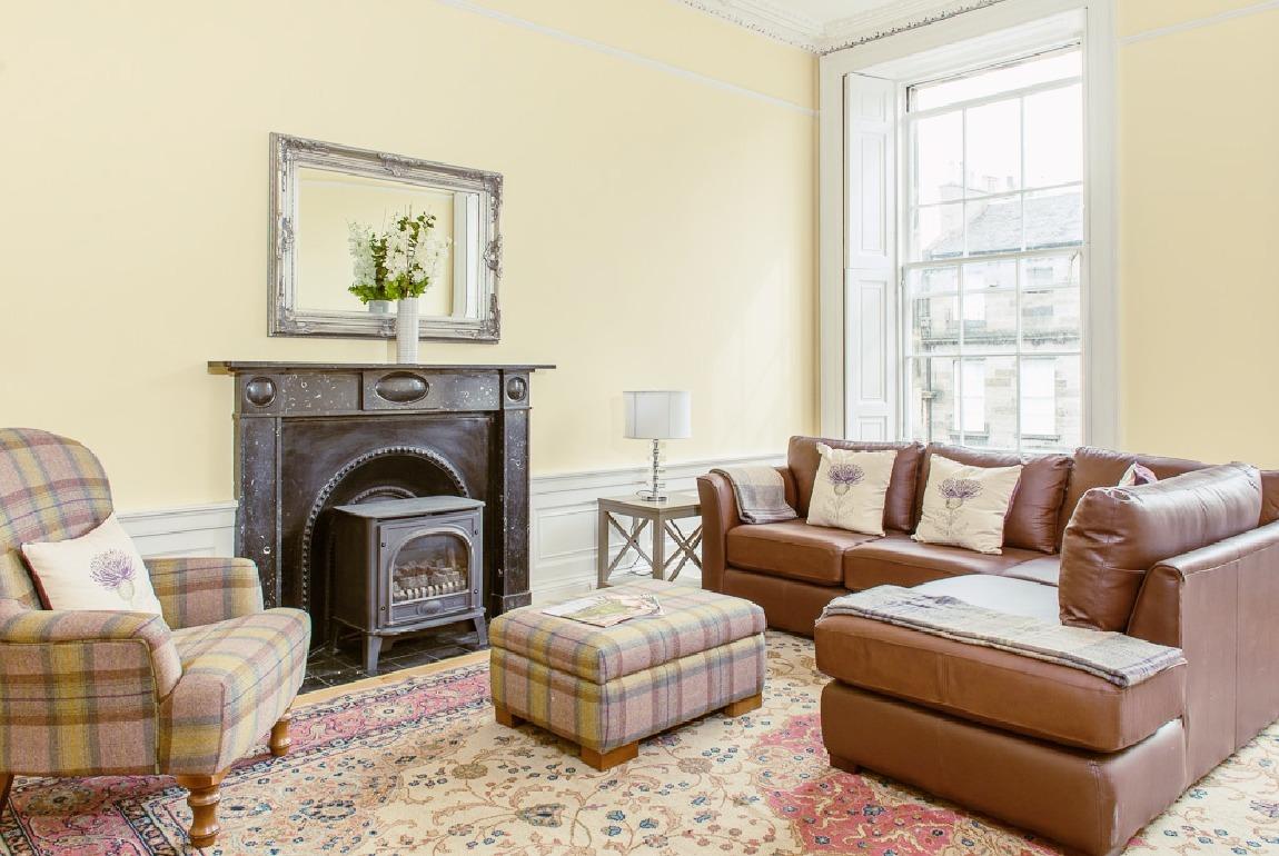 爱丁堡纳尔逊兩卧度假公寓 – Nelson Street Apartment