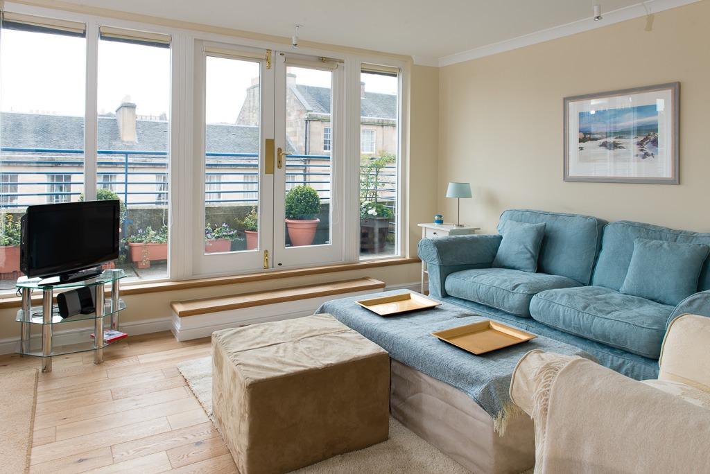 爱丁堡时尚公寓 – Fettes Row Apartment
