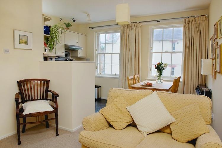 爱丁堡格拉斯广场一室度假公寓  – Grassmarket 4 Apartment