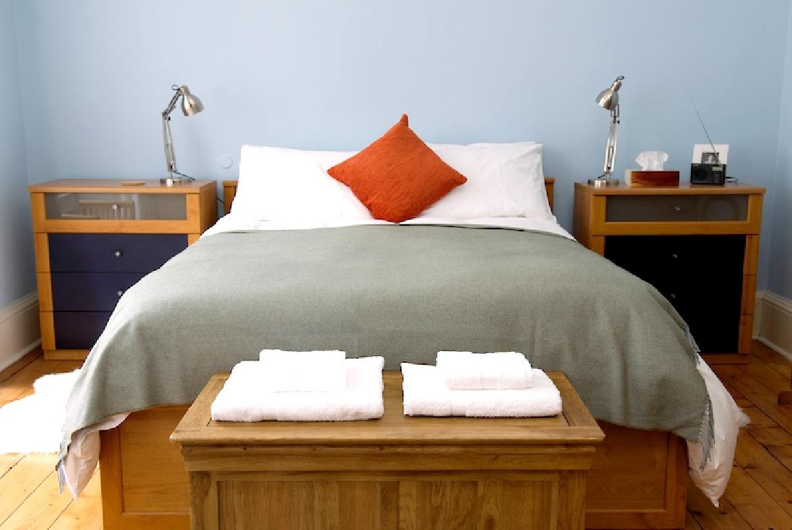 爱丁堡剑桥街两卧自助式度假住宿 – Cambridge Street Apartment
