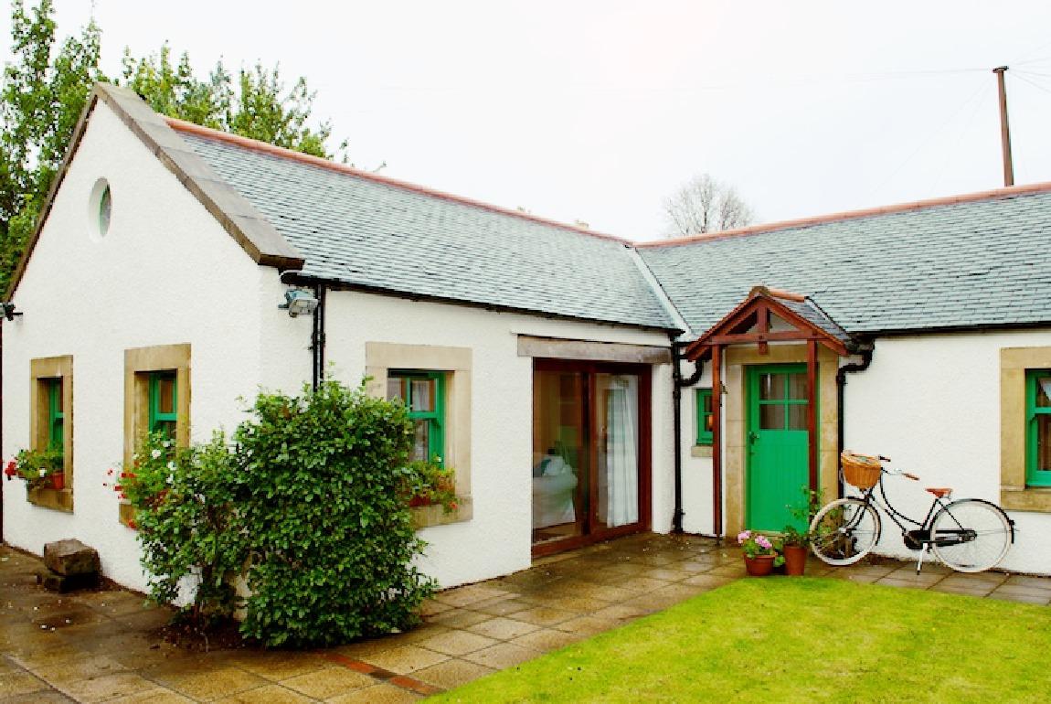 爱丁堡翠绿两卧独立屋 – Green Cottage