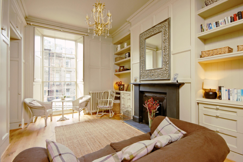 爱丁堡市中心温馨一室公寓 Dublin Studio