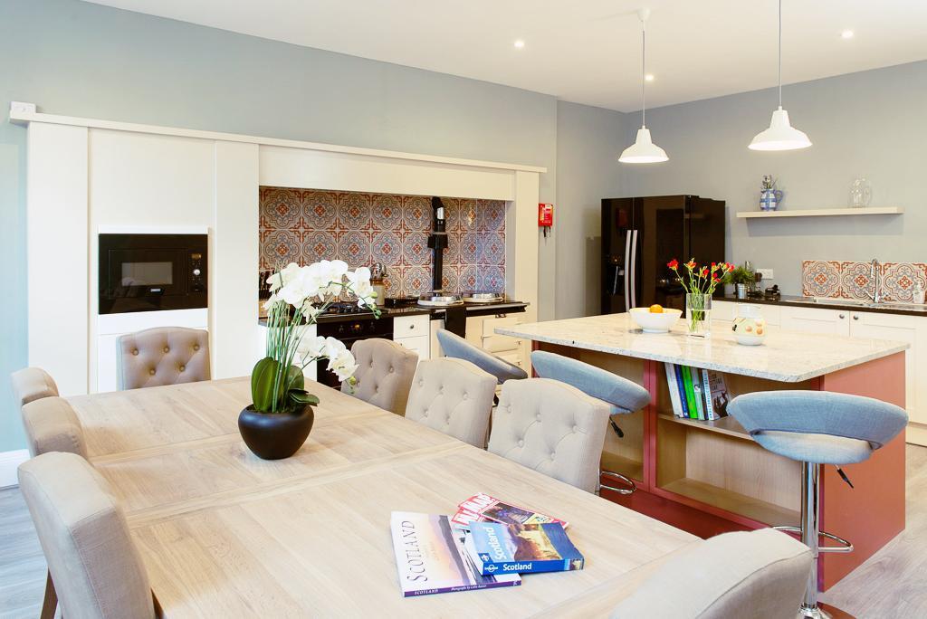 市中心三卧度假公寓- Drummond Place